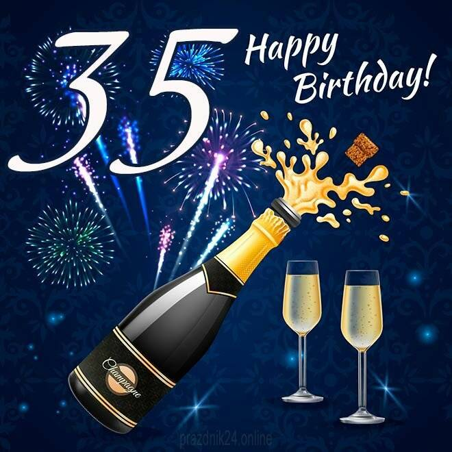 Поздравления с юбилеем мужчине 40 лет