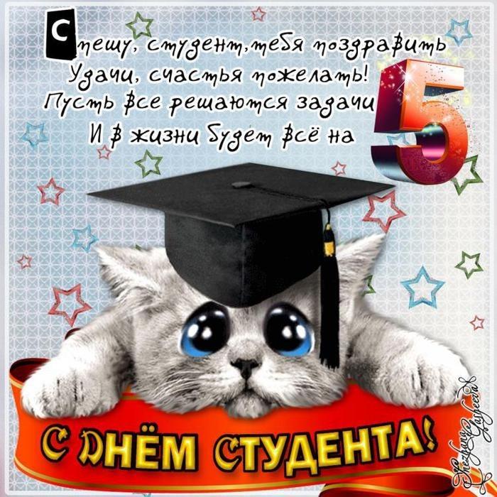 Поздравления с поступлением в колледж (мед)
